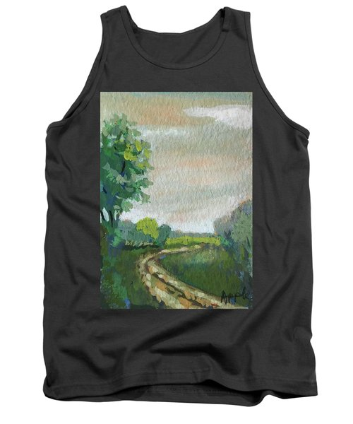 Old Country Road Tank Top