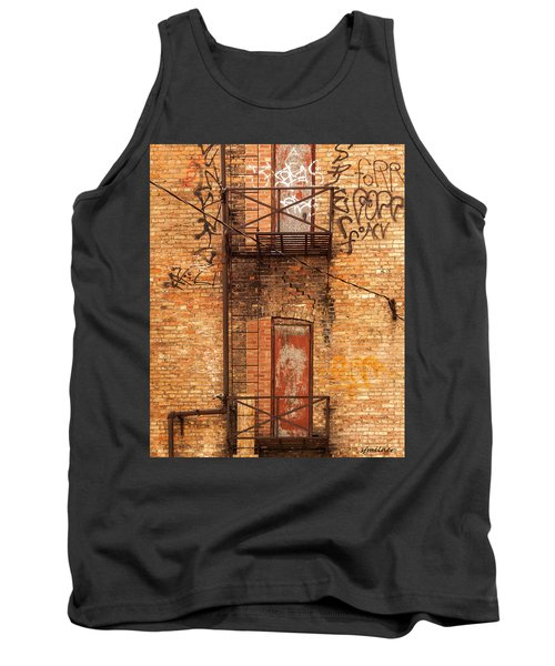 Old Escape Tank Top