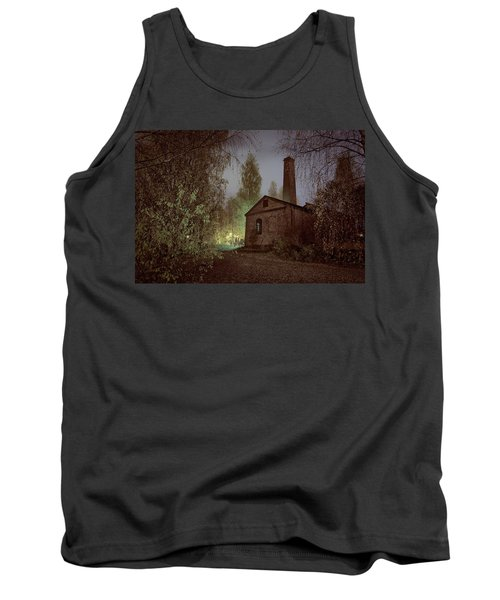 Old Factory Ruins Tank Top