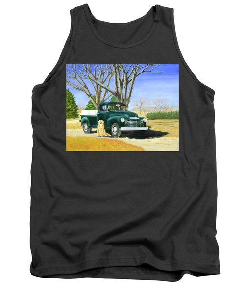 Old Farmhands Tank Top