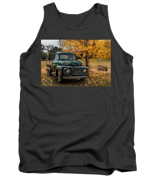 Old Ford Tank Top