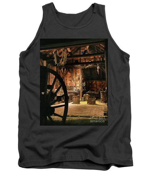 Old Forge Tank Top by Tom Cameron