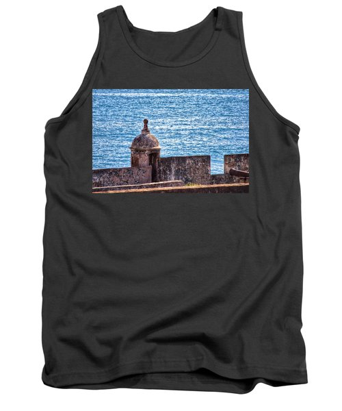 Old Fort  Tank Top