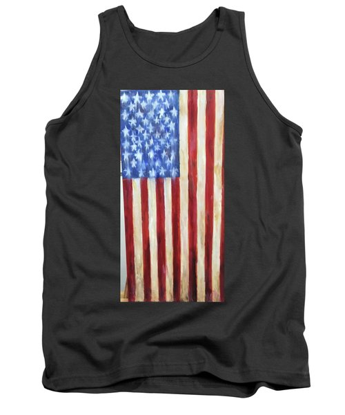 Old Glory Vii Tank Top