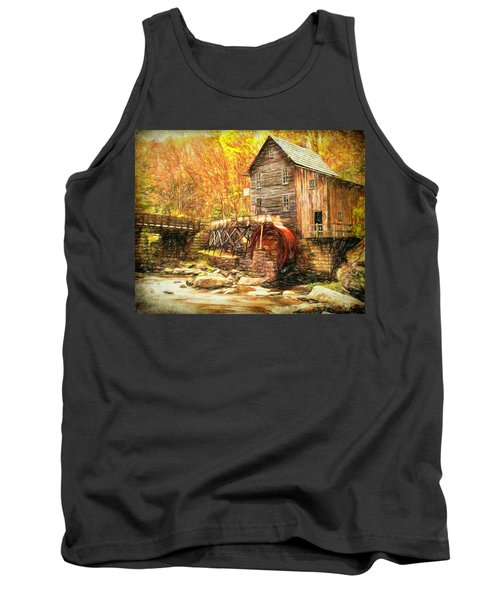 Old Grist Mill Tank Top