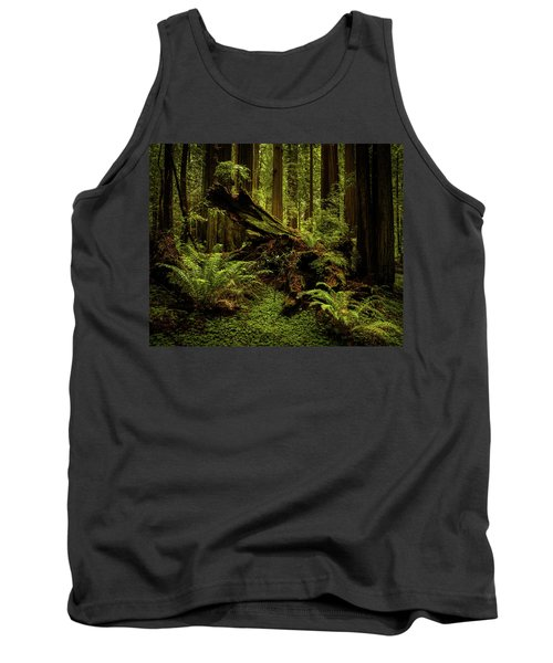 Old Growth Forest Tank Top