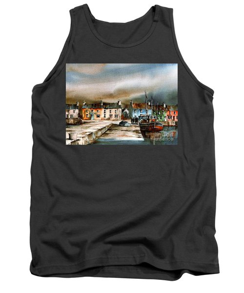 Old Harbour Dingle, Kerry Tank Top