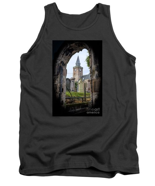 Old High St. Stephen's Church Tank Top by Amy Fearn