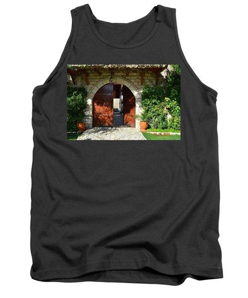 Old House Door Tank Top