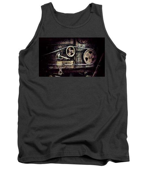Old Machine Tank Top