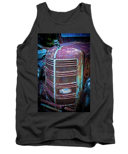 Old Mack Grille Tank Top