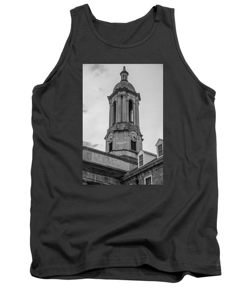 Old Main Tower Penn State Tank Top by John McGraw