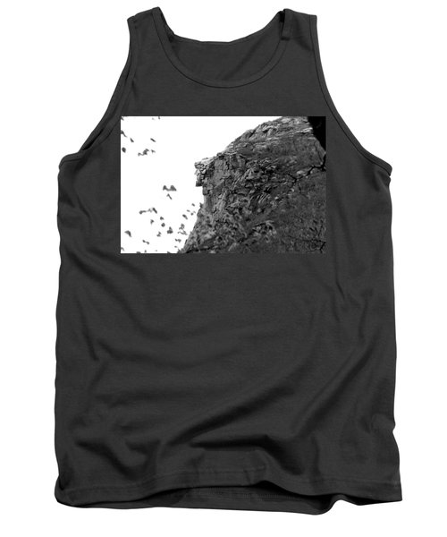 Old Man In The Mountain Tank Top