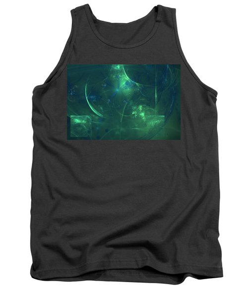 Old Man Of The Sea Tank Top