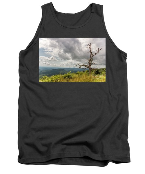 Old Man On The Mountian Tank Top