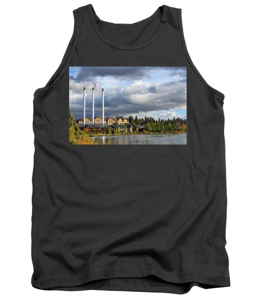 Old Mill District Tank Top