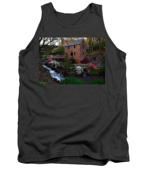 Tank Top featuring the photograph Old Mill by Renee Hardison
