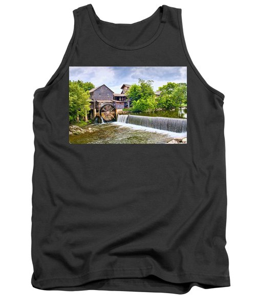 Old Pigeon Forge Mill Tank Top