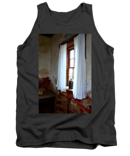 Old Time Window Tank Top