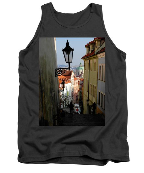 Old Town Tank Top