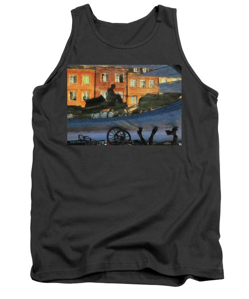 Old Town In Warsaw #12 Tank Top