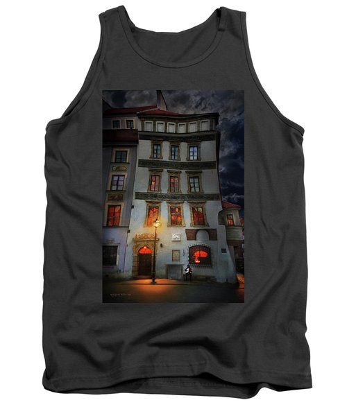 Old Town In Warsaw #17 Tank Top