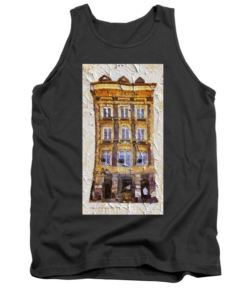 Old Town In Warsaw #21 Tank Top