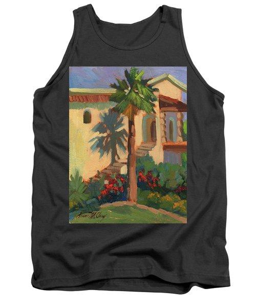 Old Town La Quinta Palm Tank Top