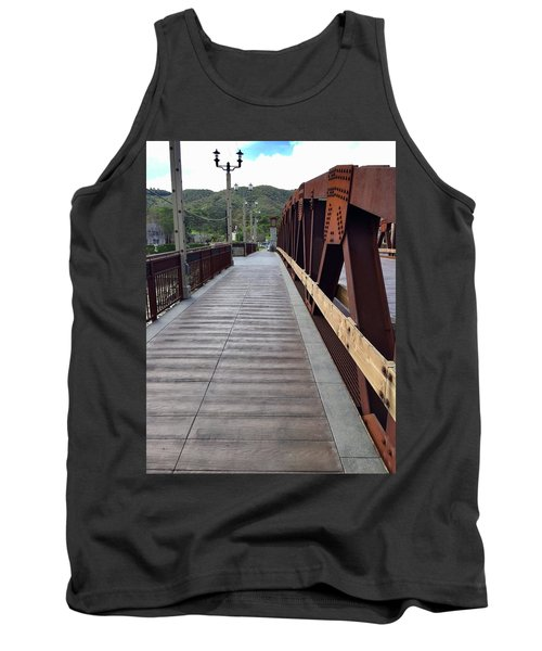 Old Town Temecula Bridge Tank Top