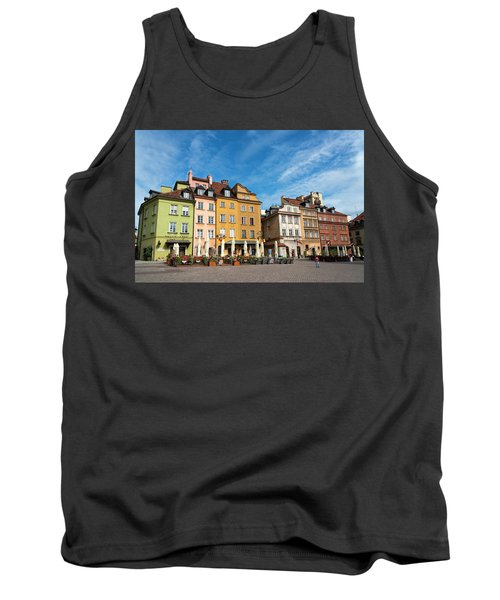 Old Town Warsaw Tank Top by Chevy Fleet