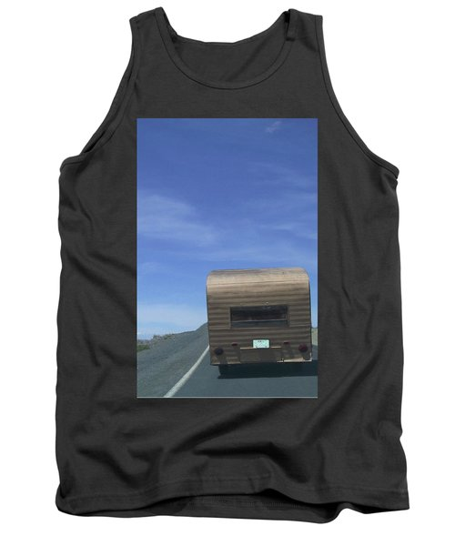 Old Trailer Tank Top