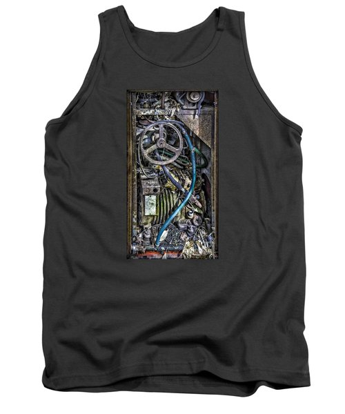 Old Washing Machine Works Tank Top