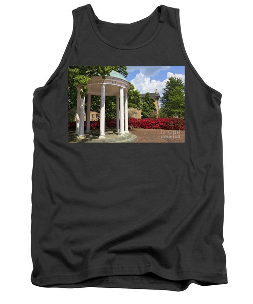 Old Well At Chapel Hill In Spring Tank Top