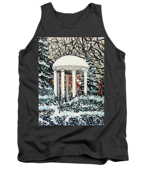 Old Well Winter Tank Top