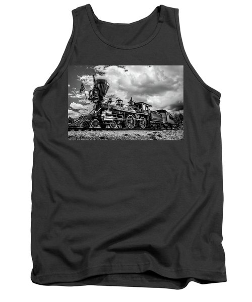 Old West Train Tank Top