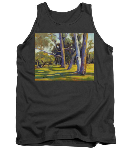 Older And Wiser 4 Tank Top
