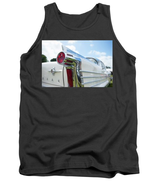 Oldsmobile Tail Tank Top by Helen Northcott