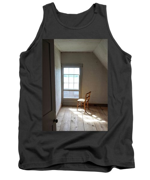 Olson House Chair And Window Tank Top