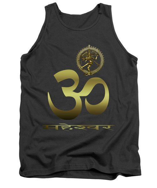 Tank Top featuring the photograph Om Shiva by Robert G Kernodle