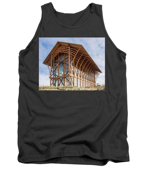 Omaha Holy Family Shrine 3 Tank Top
