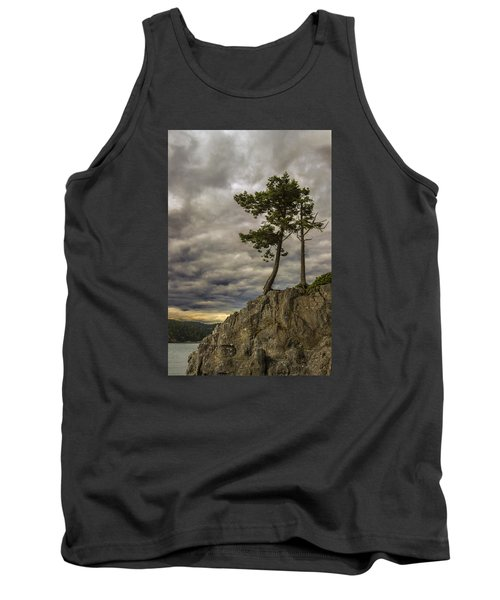 Ominous Weather Tank Top