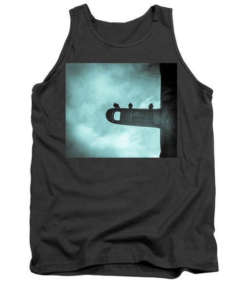 Ominously Seatlle  Tank Top