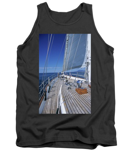 On Deck Off Mexico Tank Top