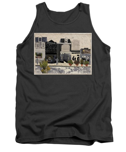On The Avenue Tank Top