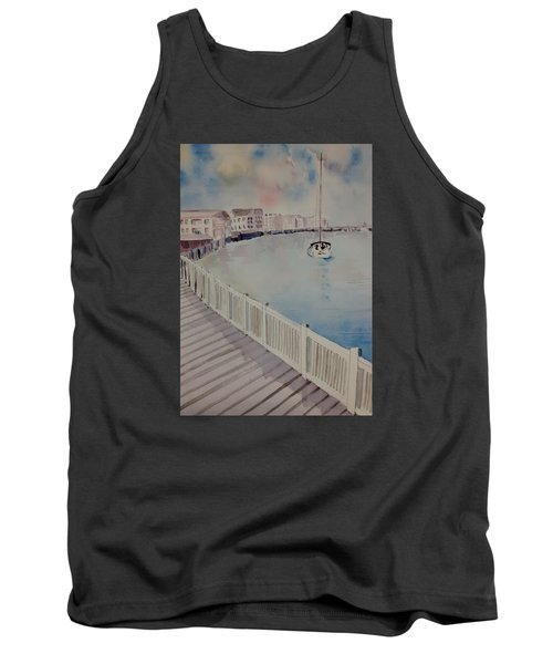 On The Bay Tank Top