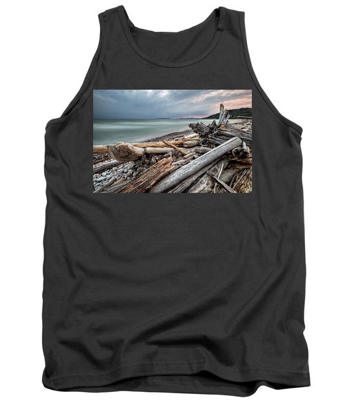 On The Beach Tank Top