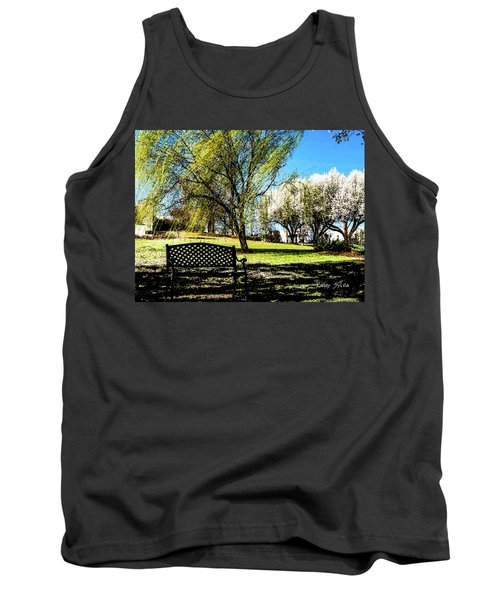 On The Bench Tank Top