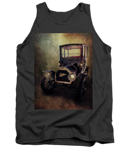 On The Day Before Yesterday Tank Top by Iryna Goodall