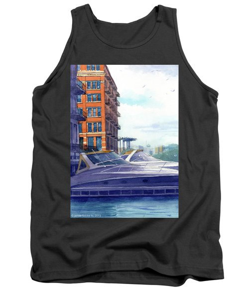 On The Docks Tank Top