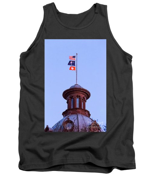 On The Dome-5 Tank Top